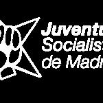 Logo JSM horizontal blanco